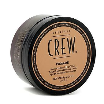 American Crew Men Pomade (medium Hold With High Shine) - 85g/3oz