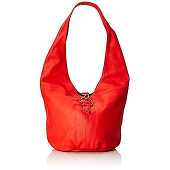Liebeskind Berlin HoboM - BoboH5 Women's Red Shoulder Bag (Red (summer red 3062)) 24x42x29 cm (B x H x T)