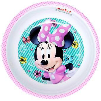 Minnie Mouse Plastic Bowl