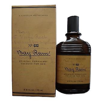 C. O. Bigelow Bay Rum colônia para homens no. 032 2,5 fl oz/75 ml