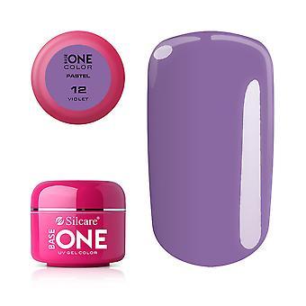 Base one - Pastel - Violet 5g UV-gel