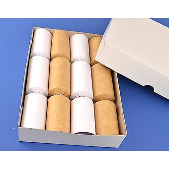 Basic valkoinen A4 & kansi kotitekoisia keksejä | Pahvi lahja laatikot