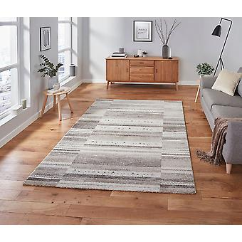 Milano Think N9534 Beige Rectangle Rugs Tapis traditionnels