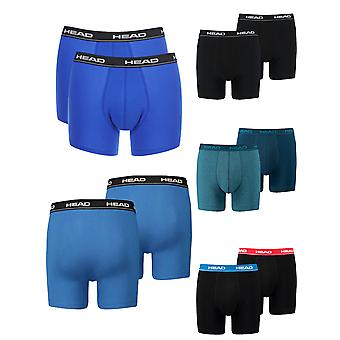 Head Basic Boxers 2 Pack