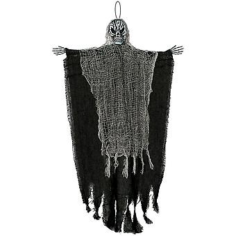 Amscan Haunted House Halloween Hanging Black Reapers Decoration