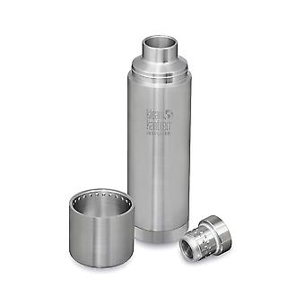 Klean Kanteen TK Pro Insulated 1L Flask Brushed Stainless Steel
