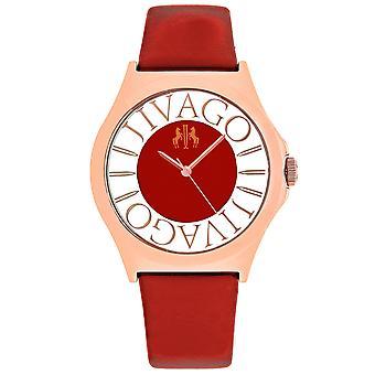 Jivago Women's Fun Pink Dial Watch - JV8436