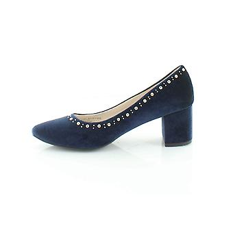 Cole Haan Womens Justine Suede Closed Toe Classic Pumps