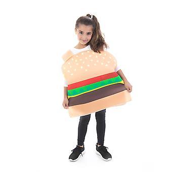 Burger Children's Costume, 10-12