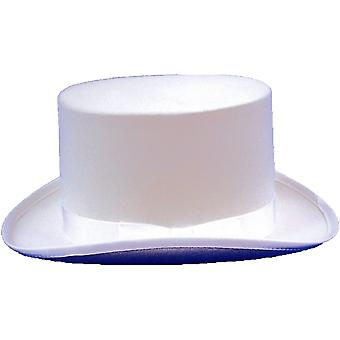 Top Hat Felt White Small For Men