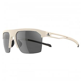 Adidas Strivr Lightweight sport solglasögon-rå vit-grå