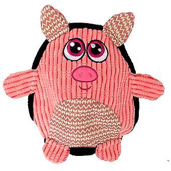 """Petlou Bite Me Re-Pig 8"""" - Dog Toy"""