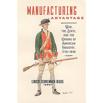 Manufacturing Advantage by Lindsay Schakenbach Regele