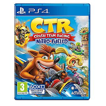 Crash Team Racing Nitro-fueled PS4 spil