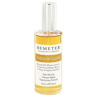 Demeter dulce de leche cologne spray by demeter 426388 120 ml