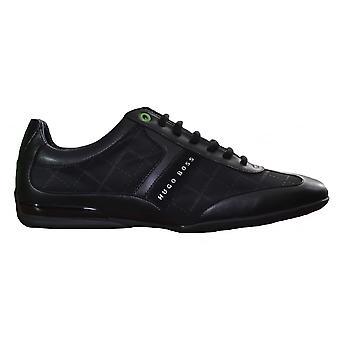 Hugo Boss Footwear Hugo Boss Green Men's Space_Lowp_Nypr Black Trainers