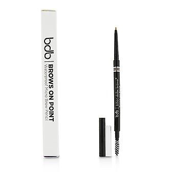 Billion Dollar Brows Brows On Point Waterproof Micro Brow Pencil - Blonde - 0.045g/0.002oz