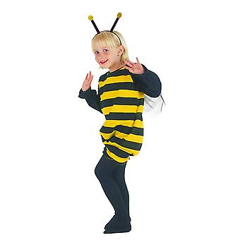 Bristol Novelty Toddlers Bumble Bee Toddler Costume