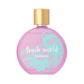 Women's Perfume Fresh World Desigual EDT/50 ml