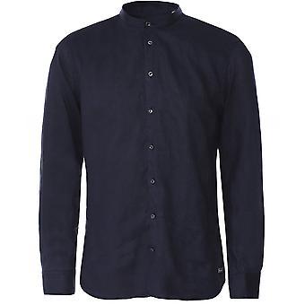 Baldessarini Linen Granpa Shirt