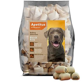 Apetitus Biscuit Rolls 500 GR (Dogs , Treats , Biscuits)