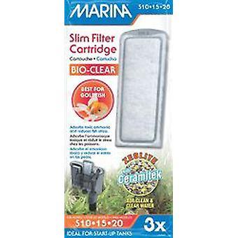Marina MARINA SLIM BIO CLEAR (Fish , Filters & Water Pumps , Filter Sponge/Foam)