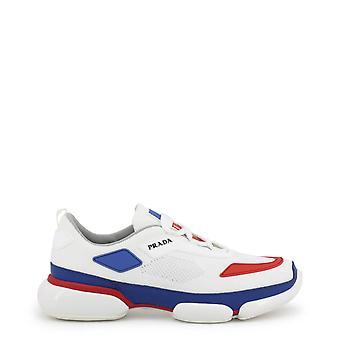 Prada Original Men All Year Sneakers - White Color 34428