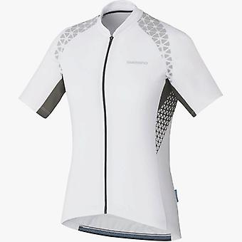 Shimano Women's, W's Escape Print Short Sleeve Jersey