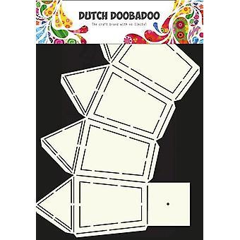 الهولندية Doobadoo الهولندية مربع الفن الاستنسل فانوس A4 470.713.033
