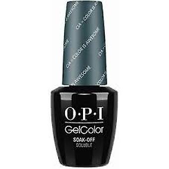 OPI Washington DC Nail Polish 15ml - CIA Color is Awesome