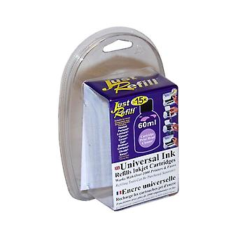 Just Refill 60ml Print Head Cleaner  (English / French)