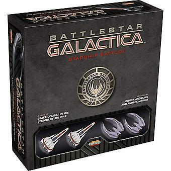 Battlestar Galactica Starship Battles Board Game