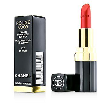 Rouge coco ultra hydrating lip colour   # 412 teheran 3.5g/0.12oz