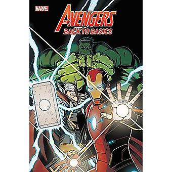 Avengers - Back To Basics by Peter David - 9781302912635 Book