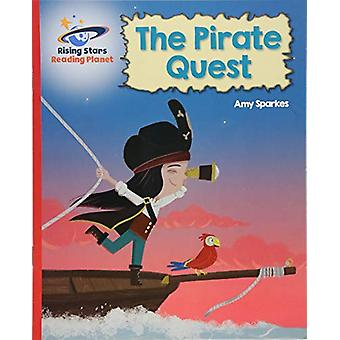 Reading Planet - The Pirate Quest - Red B - Galaxy by Amy Sparkes - 97