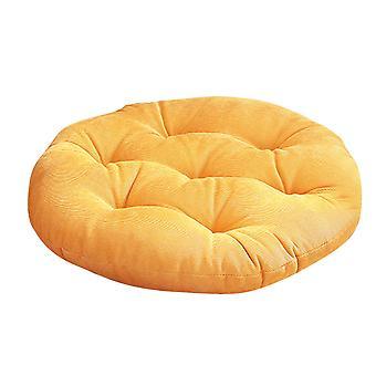 Round Corduroy cushion