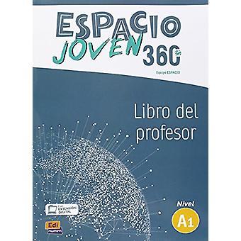 Espacio Joven 360 A1  - Tutor Manual - Libro del Profesor con codigo de