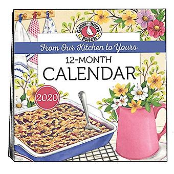 2020 Gooseberry Patch Wall Calendar by Gooseberry Patch - 97816209331