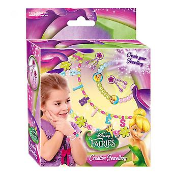 Disney Fairies Fairies Creative Jewellery Make Your Own Jewelry