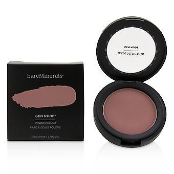 Gen nude powder blush # call my blush 221928 6g/0.21oz