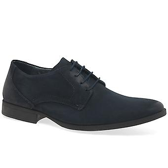 Savelli Sawyer Mens Formal Lace Up Shoes