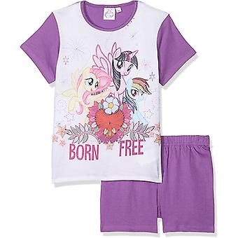 My little pony girls pyjama set mlp2109