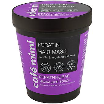 Cafe Mimi Hair mask for weak and fragile hair 220 ml