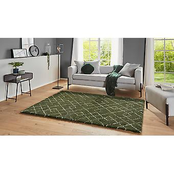 Allure 104394 Archer Green  Rectangle Rugs Modern Rugs