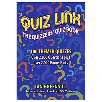 Quiz Linx - The Quizzers Quiz Book by Ian Greensill - 9781916228559 Bo