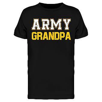 Army Grandpa Men's T-shirt