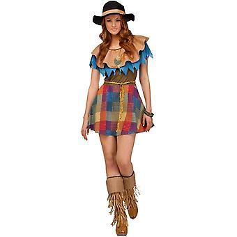 Scarecrow Female Adult Costume