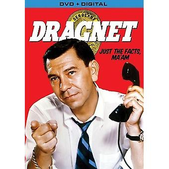 Dragnet: Classic TV Episodes [DVD] USA import