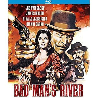 Bad Man's River [Blu-ray] USA import