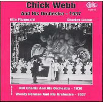 Webb/Challis/Herman - Orchestras of 1936-7 [CD] USA import